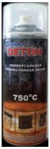 Термостокая эмаль Deton
